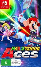 Mario Tennis Aces Switch Game NEW