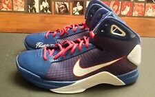 08 Nike HYPERDUNK SUPREME PUERTO RICO OLYMPIC ROYAL BLUE WHITE RED 333373-411 12