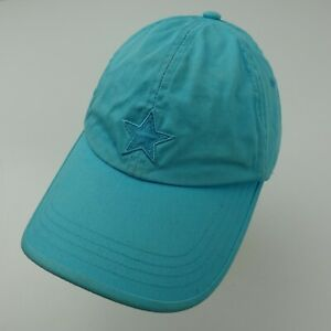 Faded Glory Star Blue Kids Ball Cap Hat Adjustable Baseball