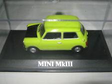 1/43 VOITURE MINIATURE MINI MK III ALTAYA
