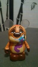 DISNEY VINYLMATION THE LION KING SERIES -TIMON THE MEERKAT EATING BUGS WORMS-