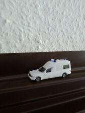 Feuerwehr Fahrzeuge Weiss, Mercedes Bens von Herpa.KTW,1:87