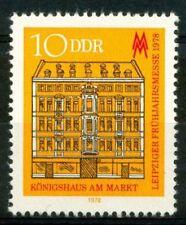 DDR 1978 SG E2023 Nuovo ** 100%