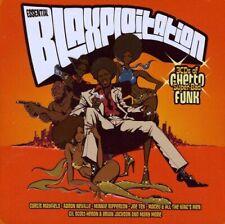 Essential Blaxploitation: 3CDs of Ghetto Funk [CD]