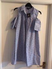 Primark Atmosphere Cold Shoulder Dress Shirt Size 10