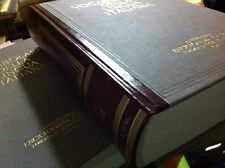 Vocabolario della lingua italiana. 5 volumi 1989 Treccani enciclopedia italiana