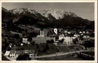 Puchberg am Schneeberg Österreich AK ~1950/60 Teilansicht Blick auf die Berge