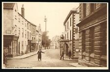 Shepton Mallet. Commercial Road by Witcombe's Bazaars.