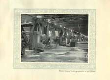 1920 Italy Milan Electric Furnaces For Steel Preparation