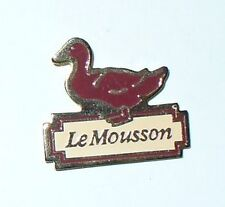 PINS PIN'S FOIE GRAS CANARD BORDEAUX LE MOUSSON