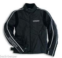 DUCATI Dainese Nero Textiljacke Tex Jacke Jacket schwarz NEU !!