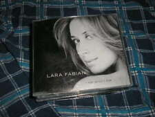 CD Chanson Lara Fabian I am Who I Am EPIC promo