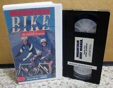 MOUNTAIN BIKE MANIA Rocky Mountains VHS Diamondback bikes Mack Summers 1988