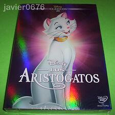 LOS ARISTOGATOS CLASICO DISNEY NUMERO 20 - DVD NUEVO Y PRECINTADO SLIPCOVER