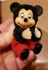 Vintage RARE Early Mickey Mouse Clip Hugger Toy