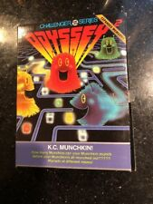 Odyssey 2 K.C. Munchkin! Cartridge  new In Open Box Magnavox Challenger Series