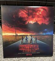 STRANGER THINGS - MUSIC SEASON 1 & SEASON 2 (VINYL RECORD DOUBLE LP)