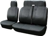 CITROEN RELAY 2000-2006 HIGH ROOF-Deluxe Heavy Duty Leather Look Van Seat Covers