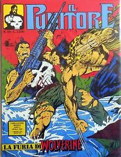 IL PUNITORE ANNO II N.10 STAR COMICS THE PUNISHER 1990 MARVEL