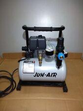 Jun-Air Compressor model 3-4 air oil Compressor 220v