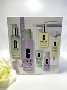 Clinique 7-Pc. Great Skin Everywhere Gift Set Full & Travel Size, New In Box