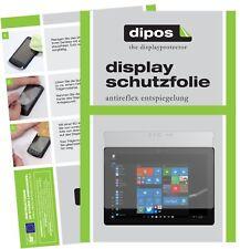2x Microsoft Surface Go Schutzfolie matt Displayschutzfolie Folie Display Schutz