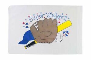 Standard Pillowcase - Baseball