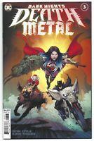 Dark Nights Death Metal #3 2020 Unread 3rd Print Greg Capullo Variant DC Comics