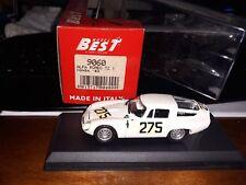 Best 1/43 Alfa Romeo TZ1 #275 Monza 1963 9060
