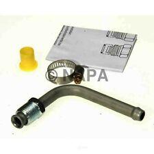 Power Steering Pressure Line End Fitting-GAS NAPA/POWER STEERING HOSES-NPS 76321