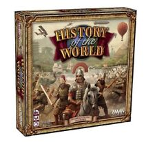 HISTORY OF THE WORLD - ASMODEE 9750 - NUOVO