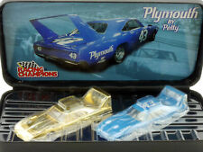 Racing Champions 00843 Plymouth Petty Regalo Set Nascar #43 1:43 Ovp 1601-02-49