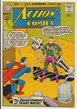 Action Comics #278 DC Comics 1961, Superman, Supergirl app, Perry White
