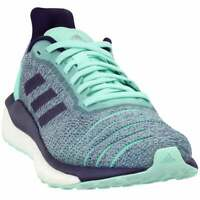 adidas Solar Drive  Athletic Running  Shoes - Blue - Womens