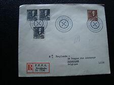SUEDE - enveloppe 30/8/1951 (cy69) sweden