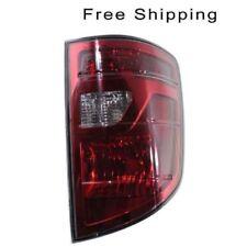 Tail Lamp Lens and Housing Passenger Side Fits Honda Ridgeline 09-11 HO2819140