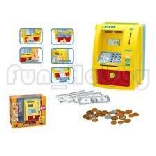 Children's Own Bank Battery Open ATM Machine Toy