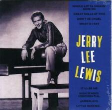 JERRY LEE LEWIS - GREAT BALLS OF FIRE - MINI LP CD