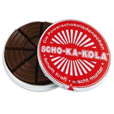 SCHO-KA-KOLA ( Schokakola ) Caffein chocolate - 100 gr can - Made in Germany