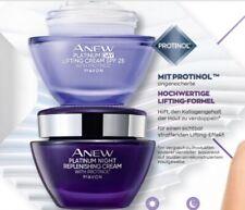 AVON Anew Platinum Tagescreme + Nachtcreme Set für die Haut 60+ mit Protinol™
