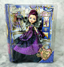 Ever After High Thronecoming Raven Queen Doll. BNIB