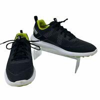 Footjoy Golf Shoes Men's Size 10.5 M FJ Flex XP Spikeless Athletic Lace Sneaker
