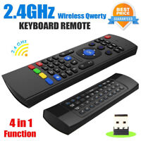 2.4G Wireless Remote Control Keyboard Air Mouse for MXQ Android XBMC TV Box UK