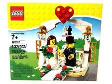 Lego 40197 Wedding Cake Topper Set Sealed in Original Box