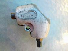 General Mfg Made Usa 45 degree gear box Nos drill chuck adapter