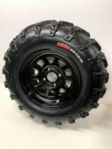 CFMOTO Spare Tire & Wheel ZFORCE/UFORCE, Kenda 26x9-14, ITP 14x7 - 4/110