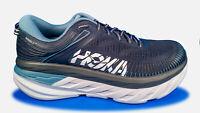 HOKA ONE ONE Bondi 7 Men's Comfort Cushioned Athletic Sneakers Size 9.5