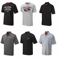 Mens Lee Cooper Work wear Polo Shirts Graphic T Shirt Cotton T Performance Polo