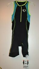 Pearl Izumi Elite In-R-Cool Tri Suit Cycling mens size S New Nwt
