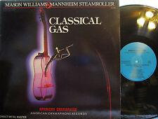Mason Williams & Mannheim Steamroller - Classical Gas (Direct Metal Master) ('87